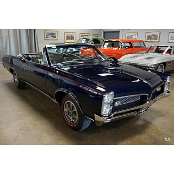 1967 Pontiac Le Mans for sale 101198980