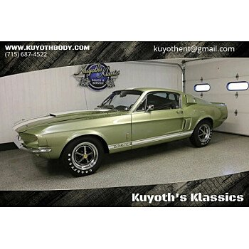 1967 Shelby GT500 for sale 101058311