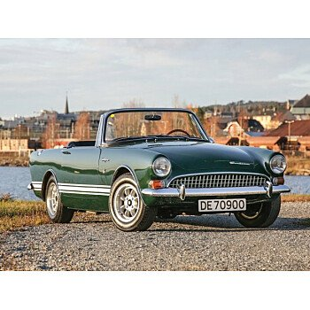 1967 Sunbeam Tiger for sale 101235446