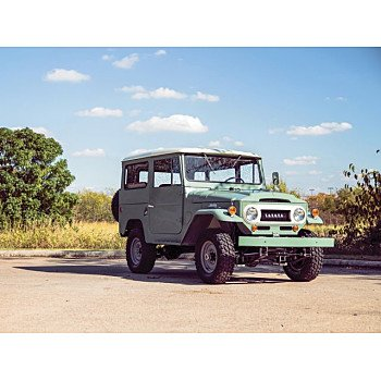 1967 Toyota Land Cruiser for sale 101092049