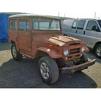 1967 Toyota Land Cruiser for sale 101122745