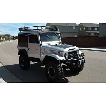1967 Toyota Land Cruiser for sale 101045622