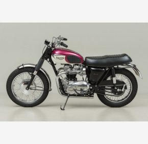 1967 Triumph Bonneville 650 for sale 200691116