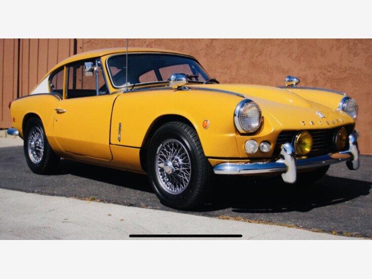 1967 Triumph GT6 for sale 101429407