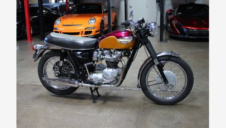 1967 Triumph Tiger 200 for sale 200493043