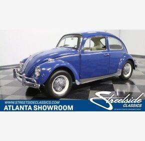 1967 Volkswagen Beetle Classics for Sale - Classics on