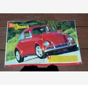 1967 Volkswagen Beetle for sale 101129982