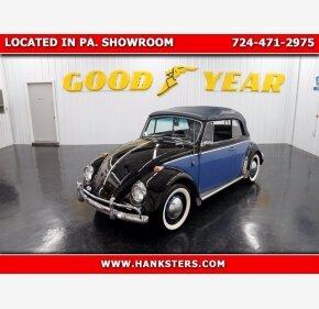 1967 Volkswagen Beetle Convertible for sale 101393841