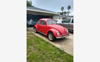 1967 Volkswagen Beetle Coupe for sale 101563598