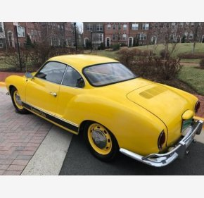 1967 Volkswagen Karmann-Ghia for sale 100989703