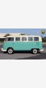 1967 Volkswagen Vans for sale 101007094