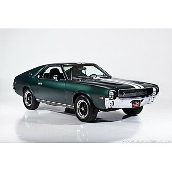 1968 AMC AMX for sale 101181900