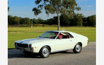 1968 AMC AMX for sale 101246910