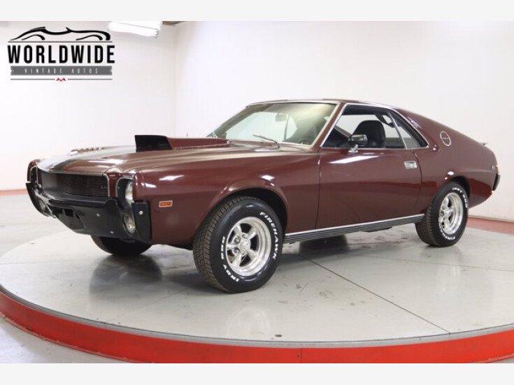 1968 AMC AMX for sale 101419103