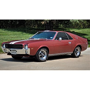 1968 AMC AMX for sale 101600234