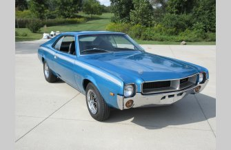 1968 AMC Javelin for sale 101409650