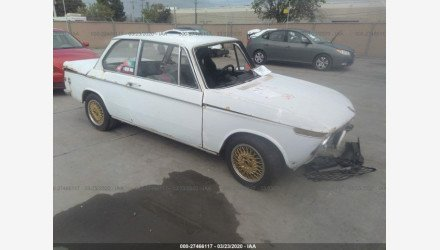 1968 BMW 2002 for sale 101308172