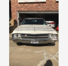 1968 Buick Skylark Custom Coupe for sale 101080279