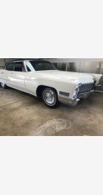 1968 Cadillac Calais Classics For Sale Classics On Autotrader