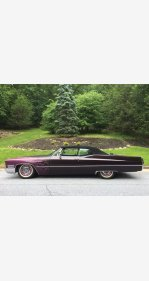 1968 Cadillac De Ville Coupe for sale 101047193