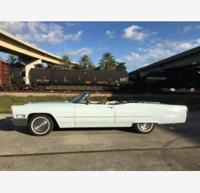1968 Cadillac De Ville for sale 101329260