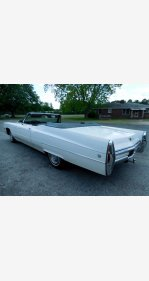 1968 Cadillac De Ville Convertible for sale 101329566