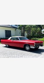 1968 Cadillac De Ville for sale 101342719