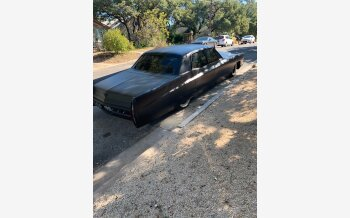1968 Cadillac De Ville Sedan for sale 101234321