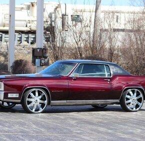 1968 Cadillac Eldorado for sale 101113127