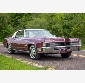 1968 Cadillac Eldorado for sale 101355801