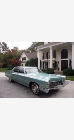 1968 Cadillac Fleetwood for sale 101089272