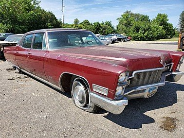 1968 Cadillac Fleetwood for sale 101176901
