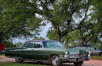 1968 Cadillac Fleetwood Brougham Sedan for sale 101180066