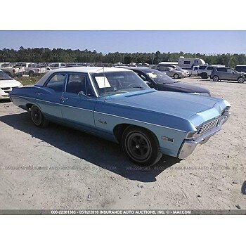1968 Chevrolet Bel Air for sale 101015309