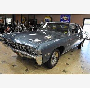 1968 Chevrolet Biscayne for sale 101232291