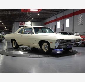 1968 Chevrolet Biscayne for sale 101257980
