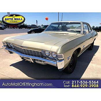 1968 Chevrolet Biscayne for sale 101500841