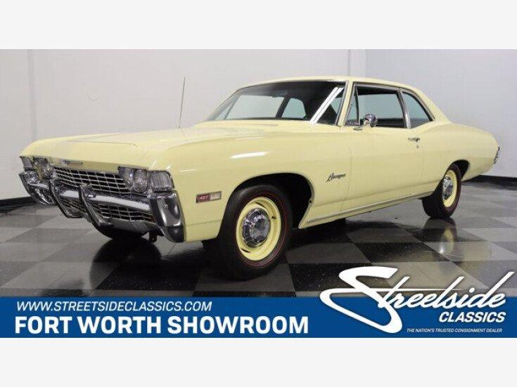 1968 Chevrolet Biscayne for sale 101550344