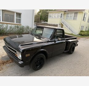 1968 Chevrolet C/K Truck 2WD Regular Cab 1500 for sale 101106672