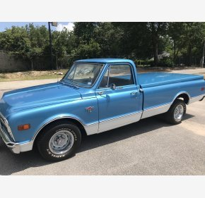 1968 Chevrolet C/K Truck 2WD Regular Cab 1500 for sale 101141671
