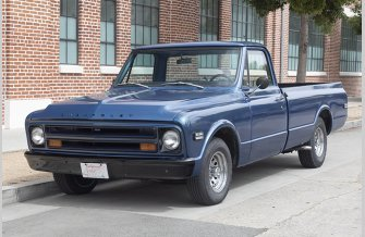 1968 Chevrolet C/K Truck 2WD Regular Cab 1500 for sale 101336530