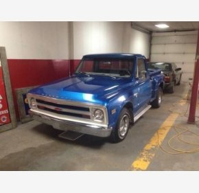 1968 Chevrolet C/K Truck for sale 100829077