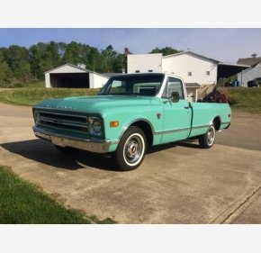 1968 Chevrolet C/K Truck for sale 100856961