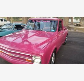 1968 Chevrolet C/K Truck for sale 100951865