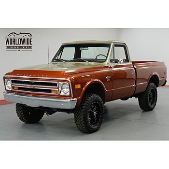 1968 Chevrolet C/K Truck for sale 101055817