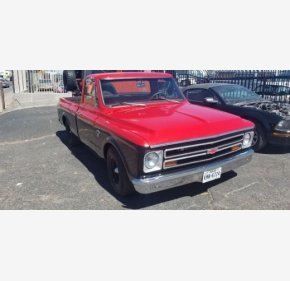 1968 Chevrolet C/K Truck for sale 101078791