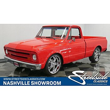 1968 Chevrolet C/K Truck for sale 101159670