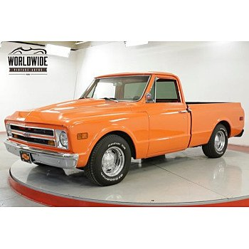 1968 Chevrolet C/K Truck for sale 101181637