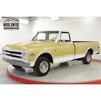 1968 Chevrolet C/K Truck for sale 101211264