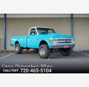 1968 Chevrolet C/K Truck for sale 101223678